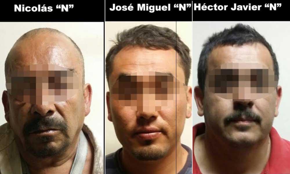 Detienen a 3 sujetos por privación ilegal de la libertad en Tijuana