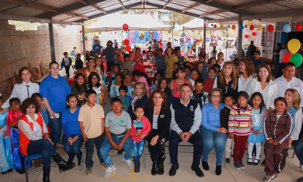 Ensenada a festeja del Día del Niño en Maneadero