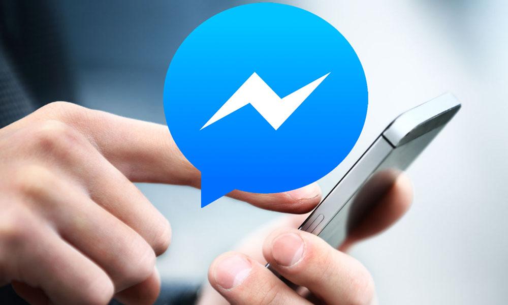 Facebook dejará borrar mensajes enviados por Messenger