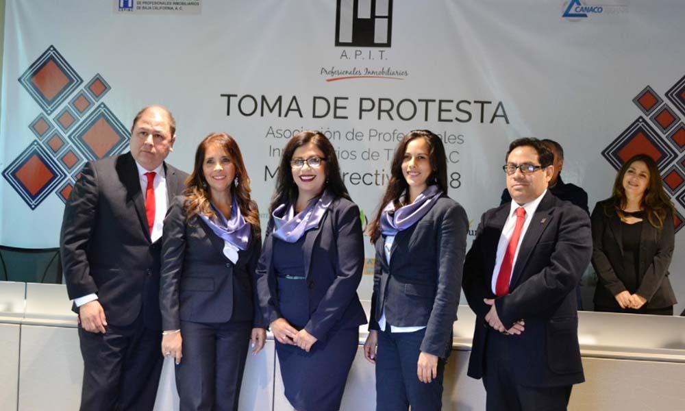 Formará APIT nuevos profesionales inmobiliarios en Tijuana