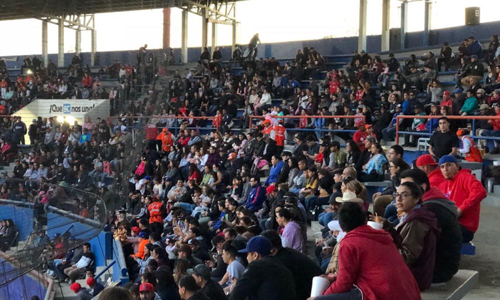 Inicia la temporada 2018 de béisbol con el equipo Indios de Tecate