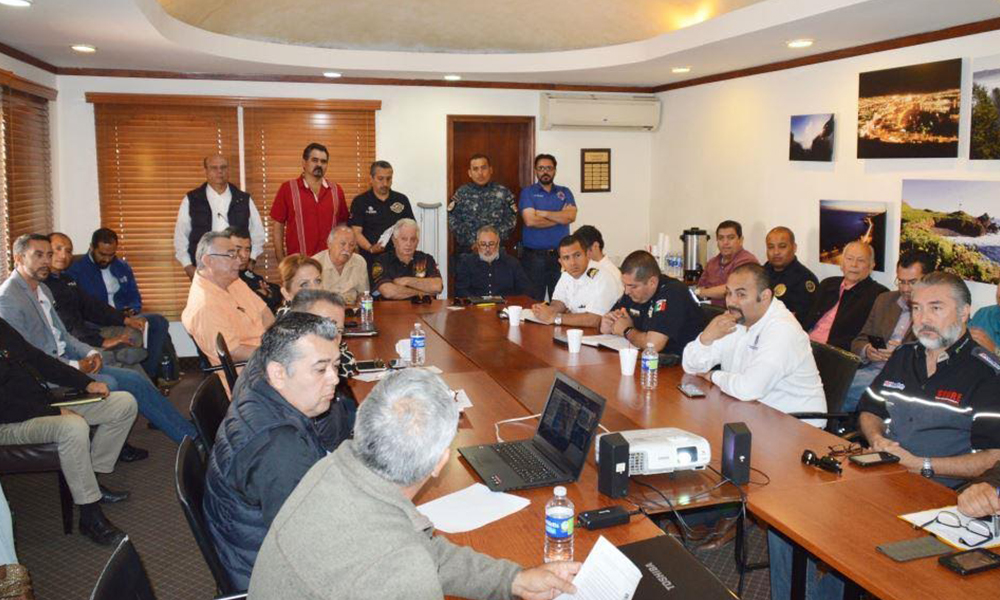 Inician reuniones de trabajo para la Baja 500 en su 50 Aniversario