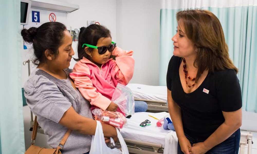 Inician segunda jornada gratuita de cirugías para estrabismo en Ensenada