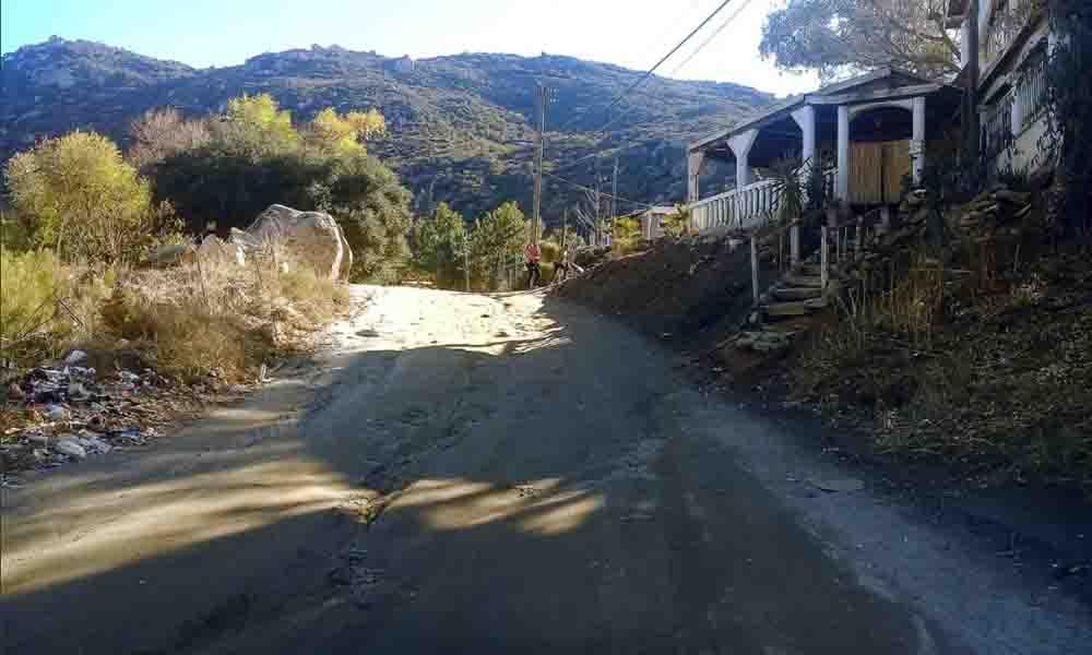 Iniciarán obras de pavimentación en 4 colonias de Tecate