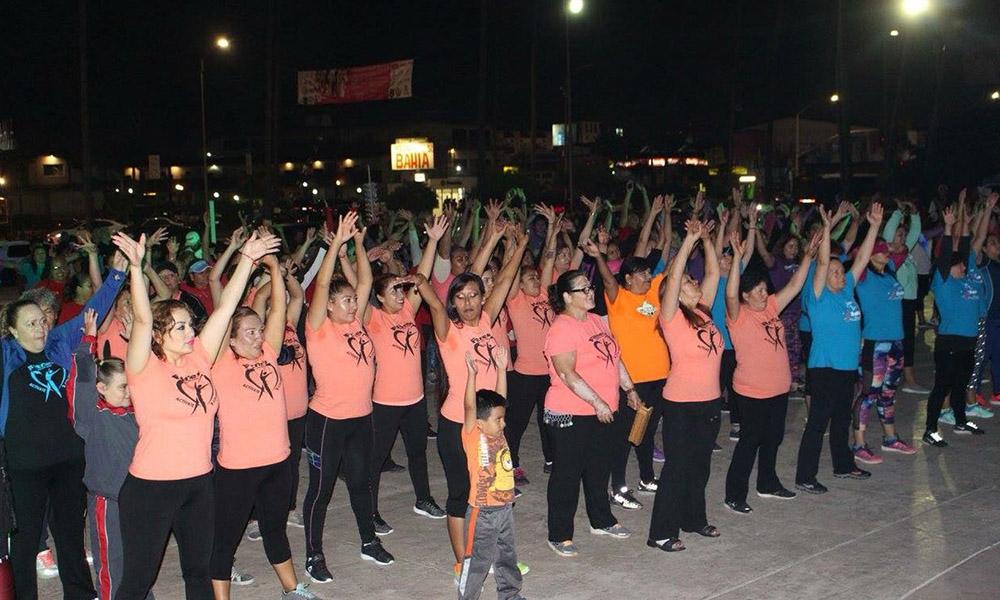 Invitan en Ensenada a practicar deporte como hábito saludable