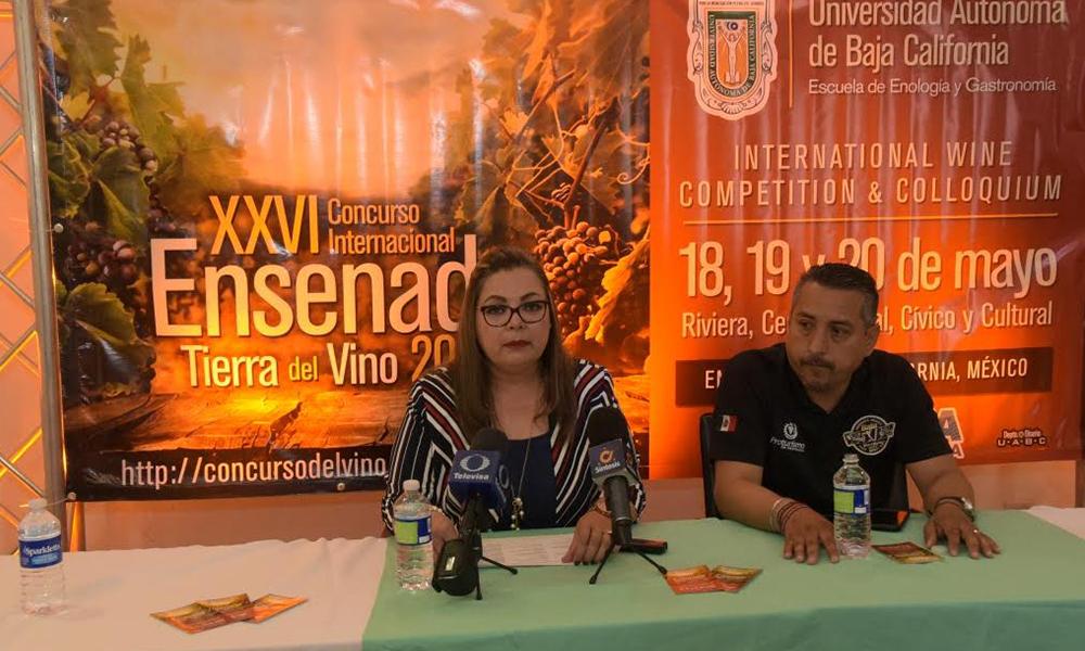 Invitan al concurso XXVI Ensenada Tierra del Vino de Universidad Autónoma Baja California
