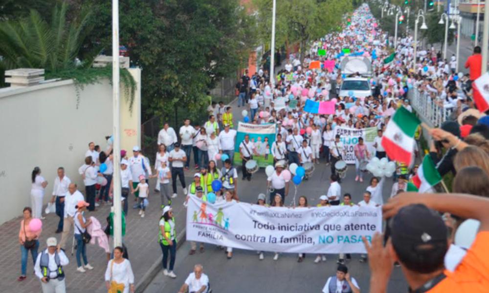 Invitan al movimiento por la vida en Baja California