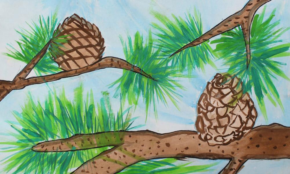 """Invitan a niños y niñas a participar en el Concurso Nacional de Dibujo Infantil """"Vamos a pintar un árbol"""""""