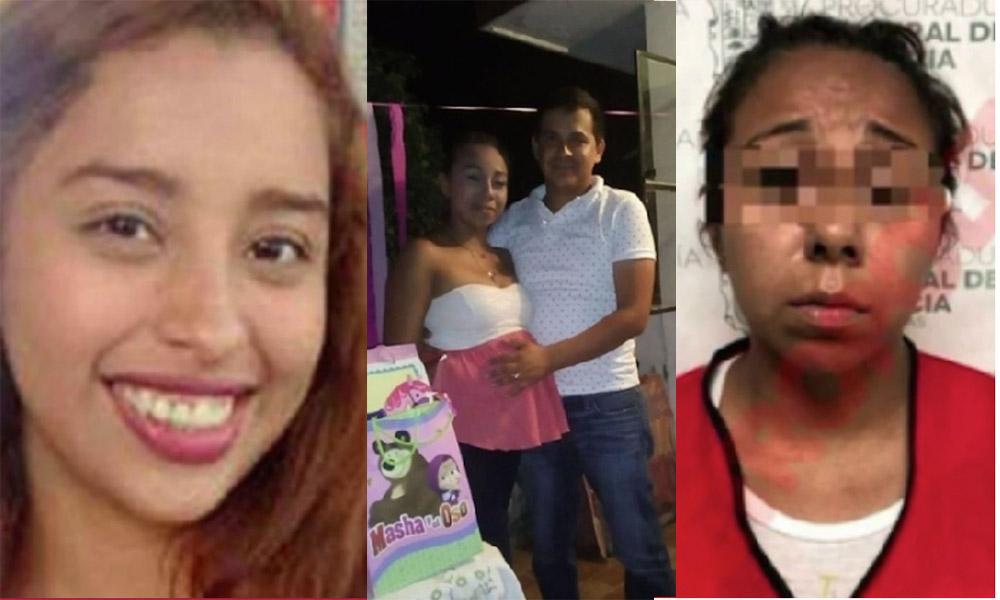 Declaran que Jessica estaba semiconsciente cuando la abrieron para extraer y robarle a su bebé