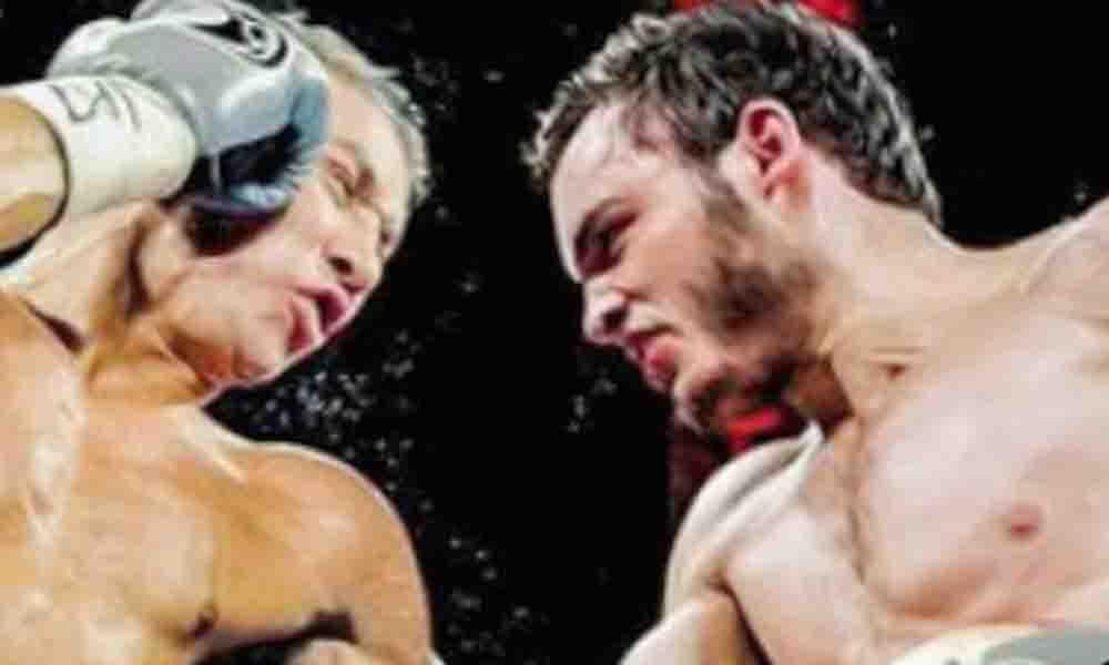 """Julio Cesar Jr. Se apunta para sustituir al """"Canelo"""" en pelea contra Golovking"""