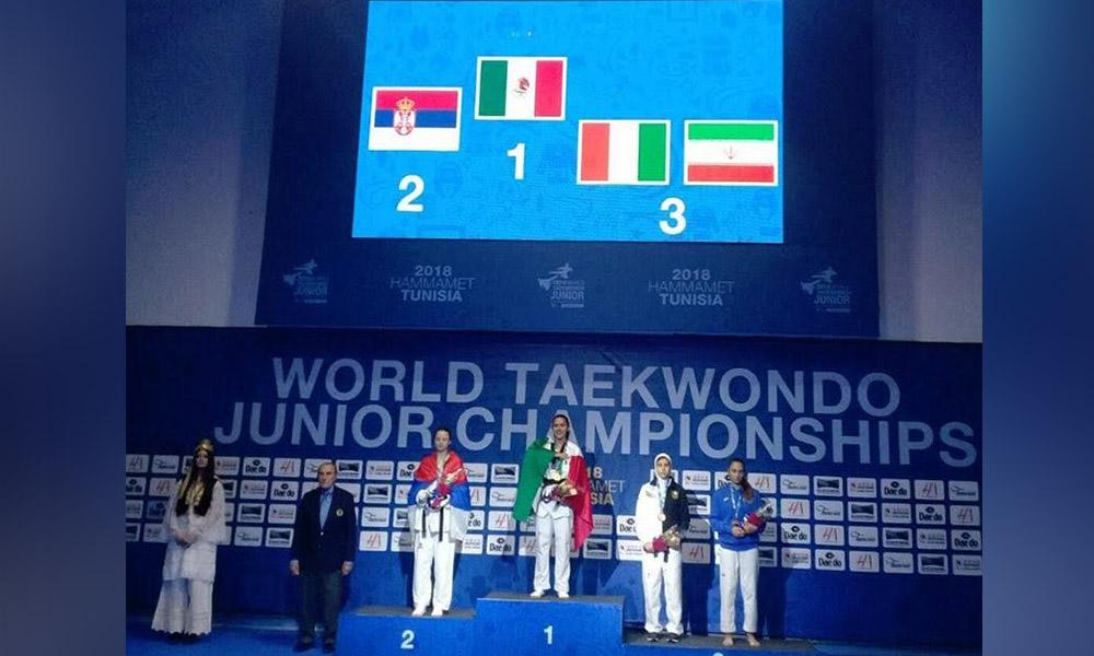 Leslie es la reina del Torneo Pre olímpico y clasifica a Buenos Aires 2018