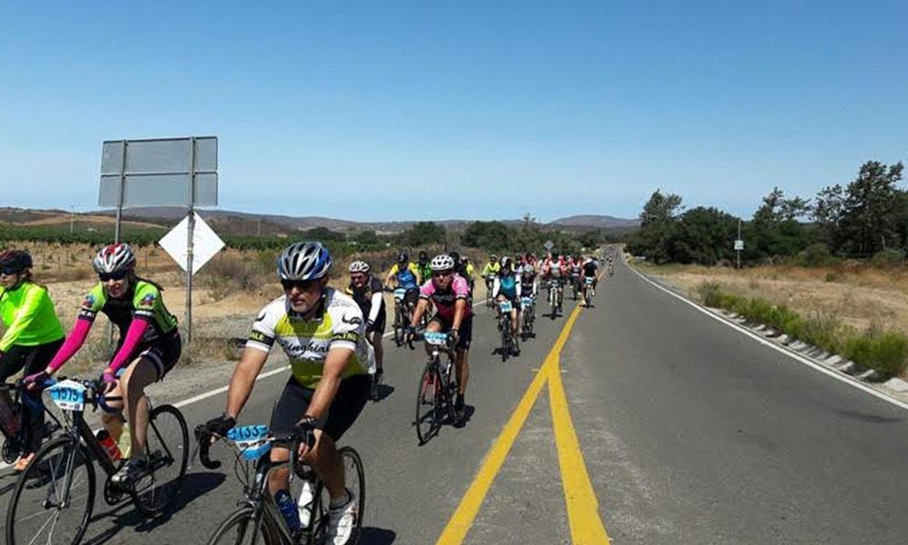 Se llevará a cabo paseo ciclista Rosarito-Ensenada