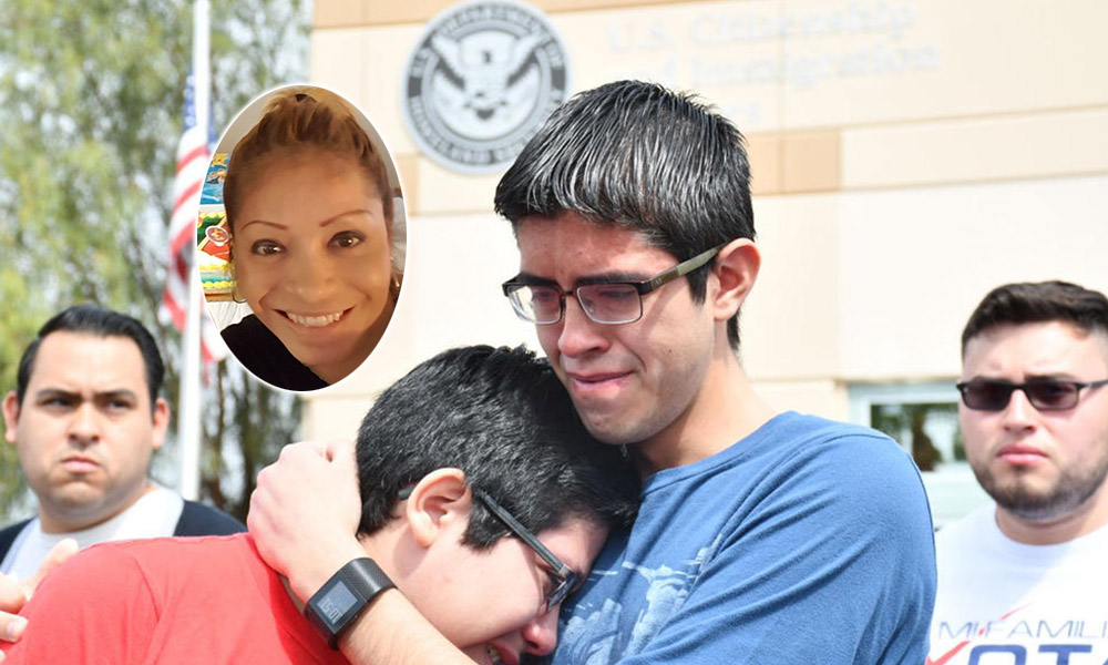 """Madre de familia es arrestada por inmigración, solo iba por su """"Green Card"""""""