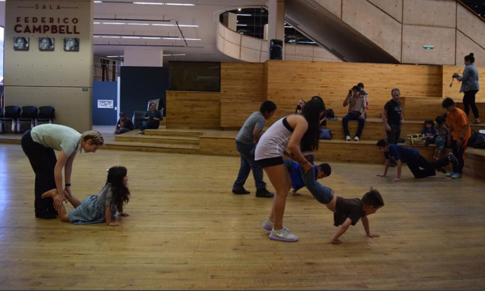 La XX Muestra Internacional de Danza genera espacios, en el CECUT, para la profesionalización de los ejecutantes