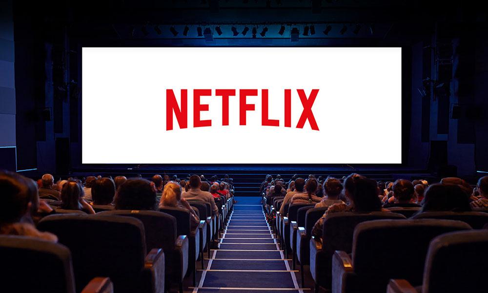 Netflix está pensando seriamente crear una cadena de cines propios