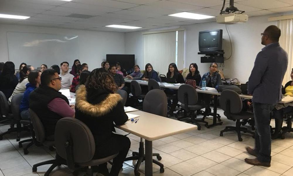 Participan docentes de preescolar, primaria, secundaria en capacitación sobre Reforma Educativa