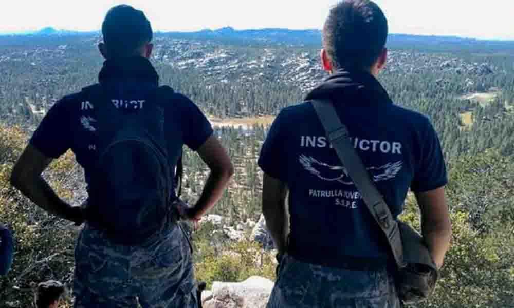 Patrulla Juvenil de Ensenada brinda apoyo e información preventiva en Parque Nacional