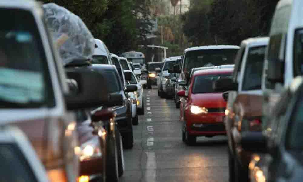 """Podría aplicarse """"Hoy no circula"""" en Tijuana"""