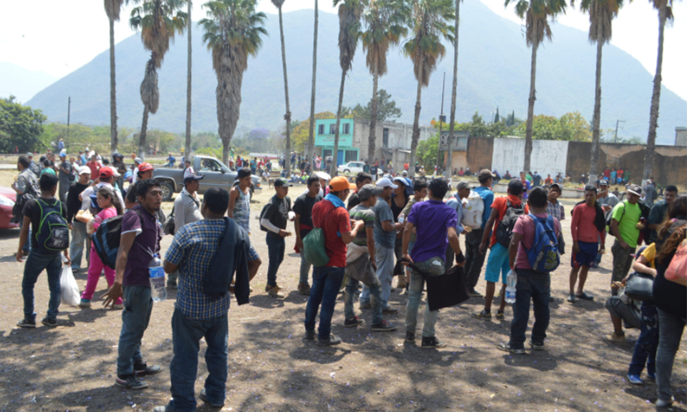 Preparados para recibir a migrantes centroamericanos en Baja California