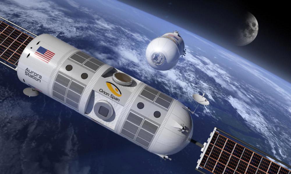 Primer hotel de lujo en el espacio; esto costaría la noche