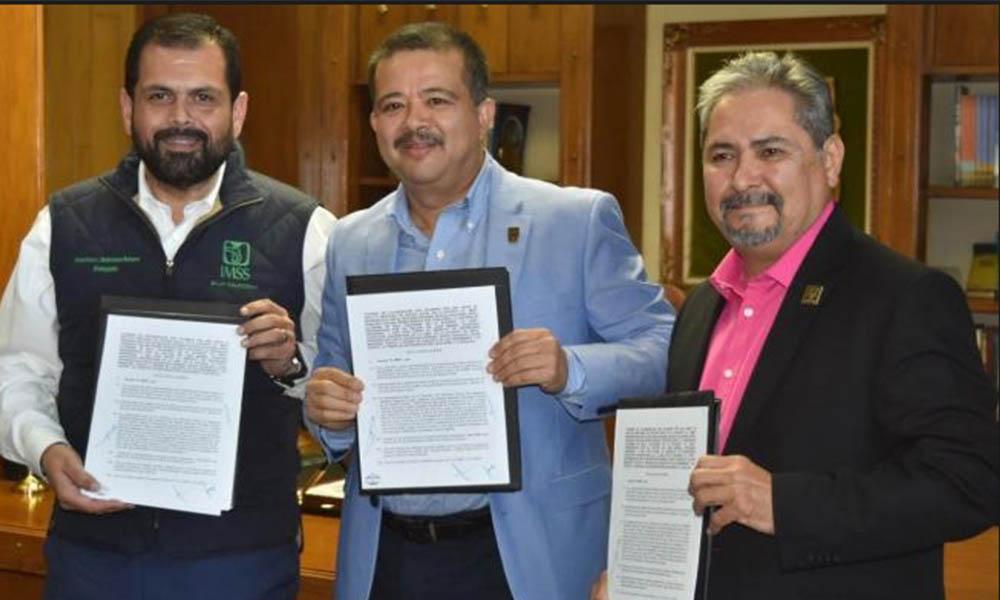Promoverá el Instituto Mexicano Seguro Social la salud en la Universidad Autónoma Baja California
