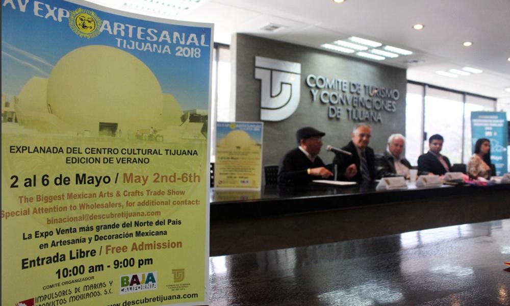 Promoverán artesanías,raíces y cultura mexicana en expo artesanal en Tijuana