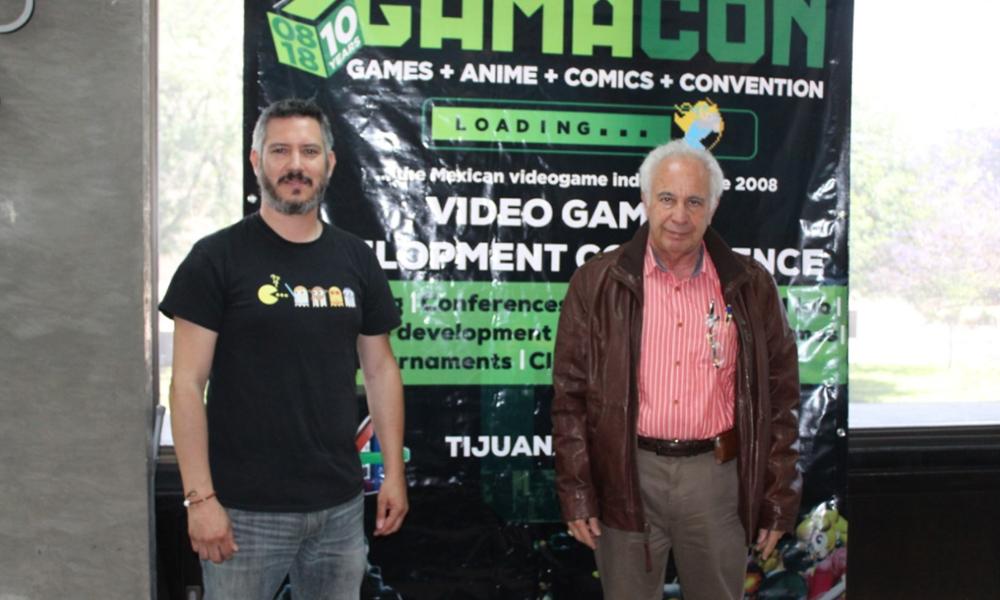 Promueve Gamacon talento tijuanense para desarrollo de videojuegos a nivel internacional