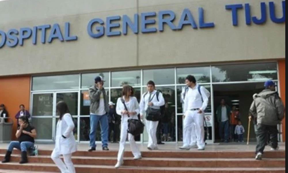Protestarán trabajadores del sector salud para exigir medicamentos en Tijuana