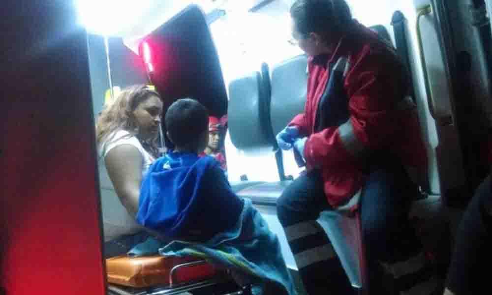 Rescatan a 7 senderistas perdidos en Ensenada