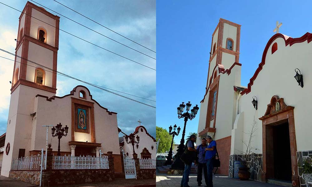Reunión de Comisión Preservación de Patrimonio en Tecate