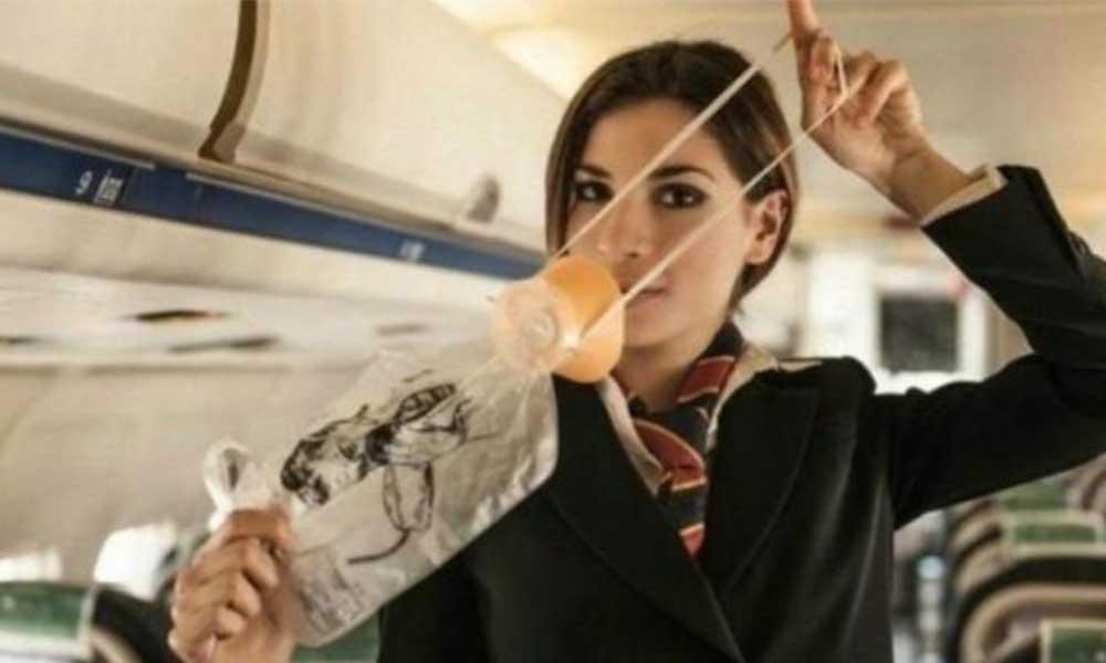 ¡Increible! ¿Sabías que las mascarillas de los aviones no llevan oxígeno?