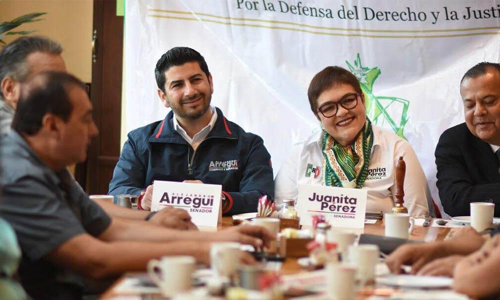 Secundan abogados objetivos de Arregui en Tijuana