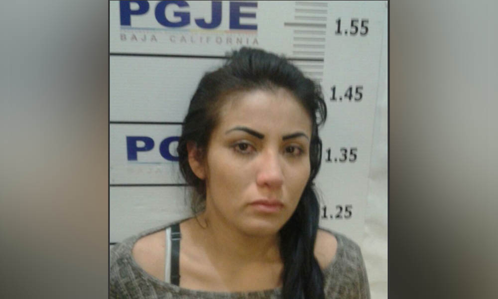 Sentencia de 2 años 4 meses a mujer por robo con violencia en Tijuana