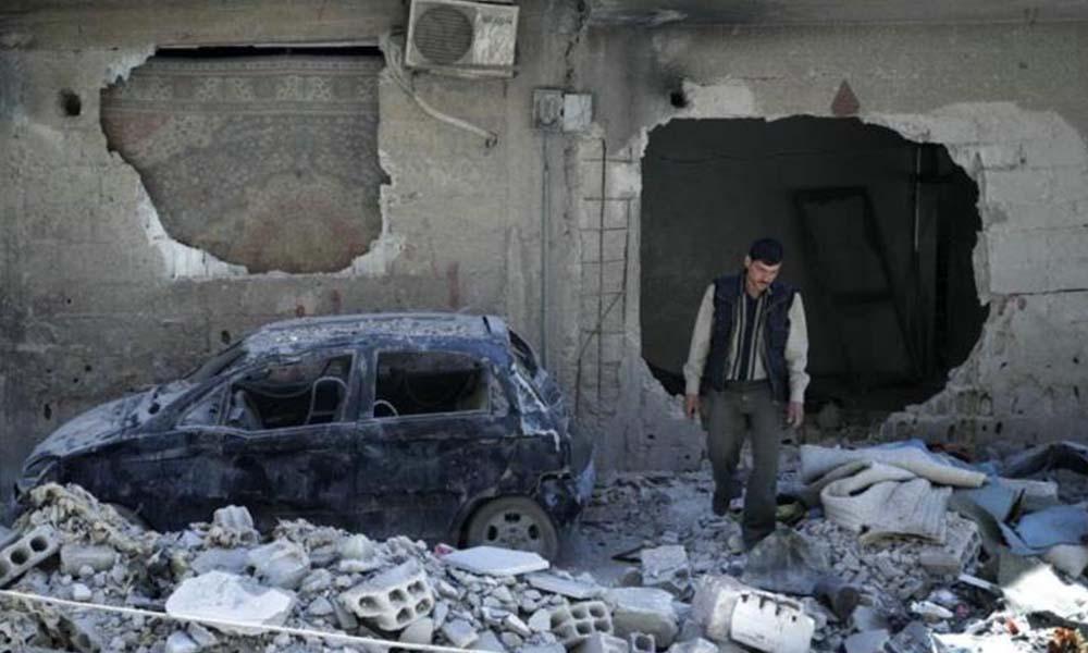 """¡Horror! """"Es cloro, es cloro"""", gritaron los habitantes de Siria tras ataque"""