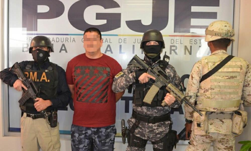 Detienen a dos sujetos en Tijuana: uno por riña y otro por matar a su tío