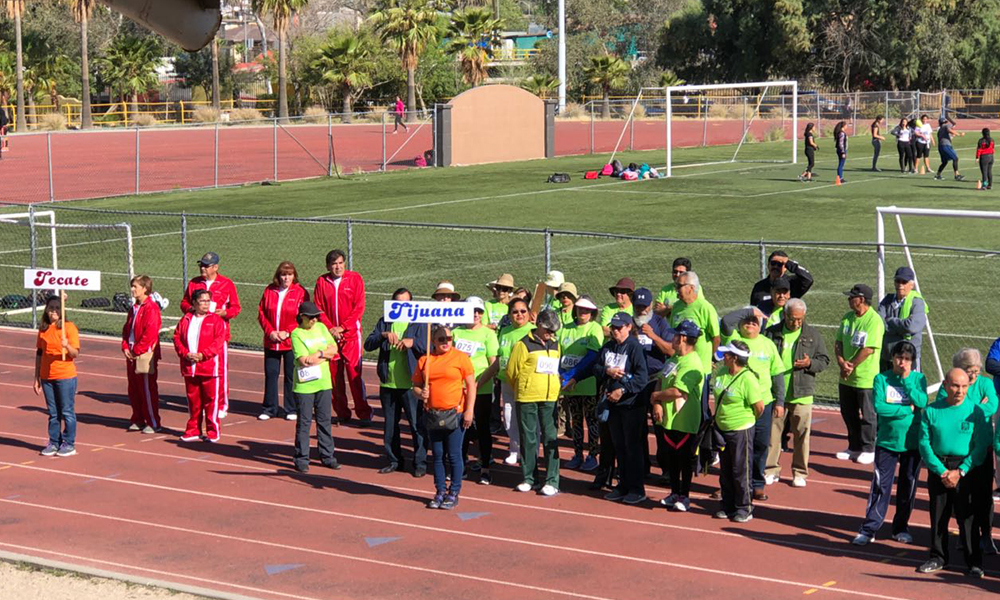 Tecate es sede del IV Encuentro Deportivo y Cultural 2018 del SETEBC