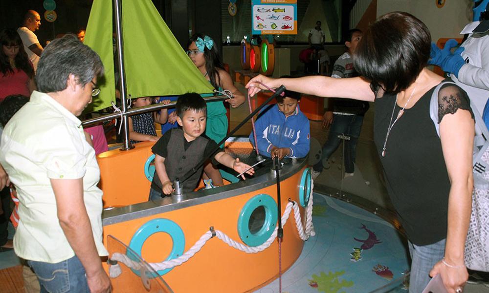 El Trompo festejará a todos los niños en su día con entradas gratis