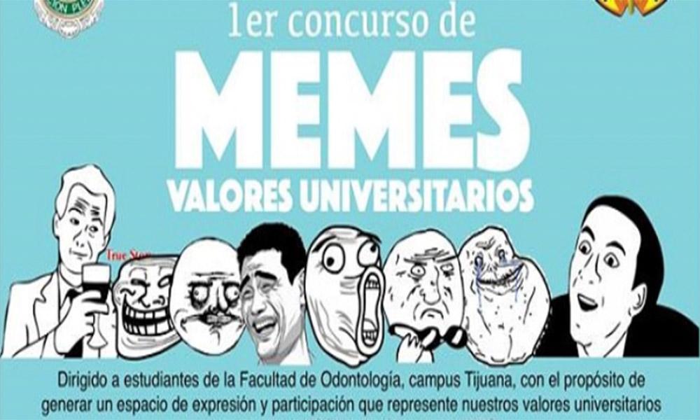 Realizará UABC Tijuana primer concurso de memes