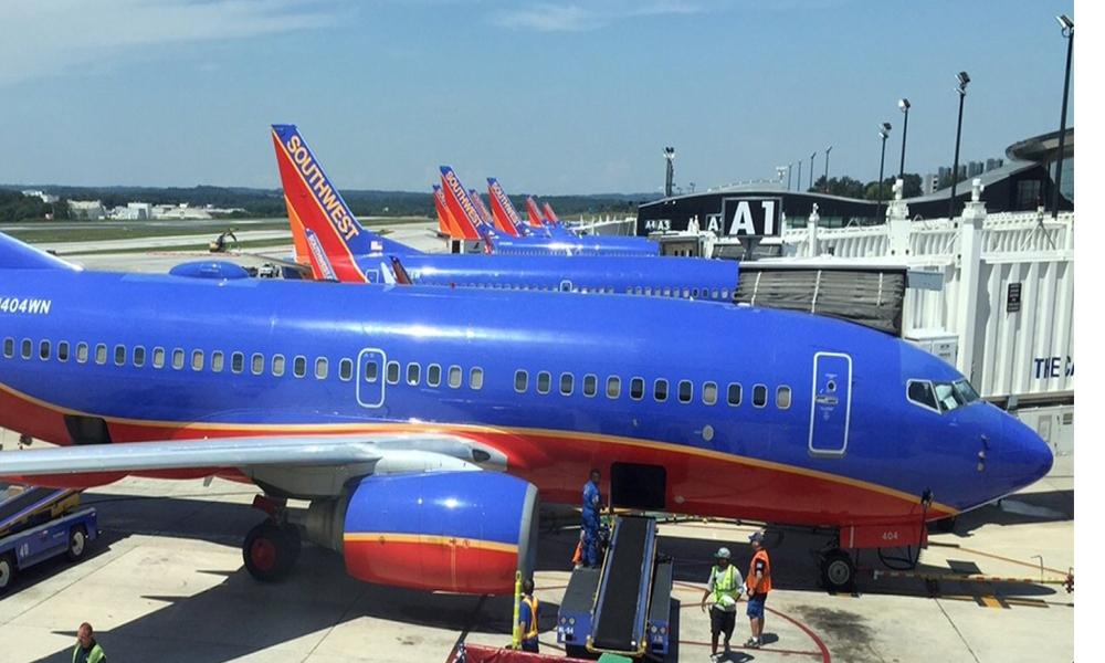 Vuelos de San Diego afectados por inspecciones de motores de Southwest Airlines