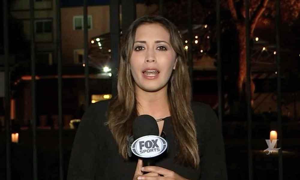 (VIDEO) Reportera es acosada por aficionados de chivas; fue transmitido en vivo