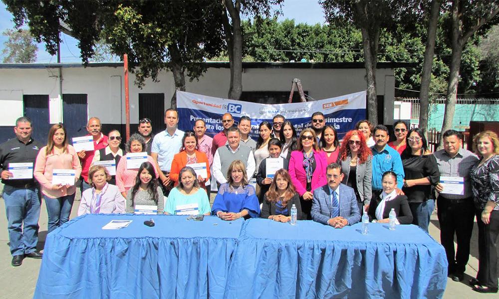 Aplican evaluación estandarizada a más de 63 mil alumnos de sexto de primaria en Tijuana