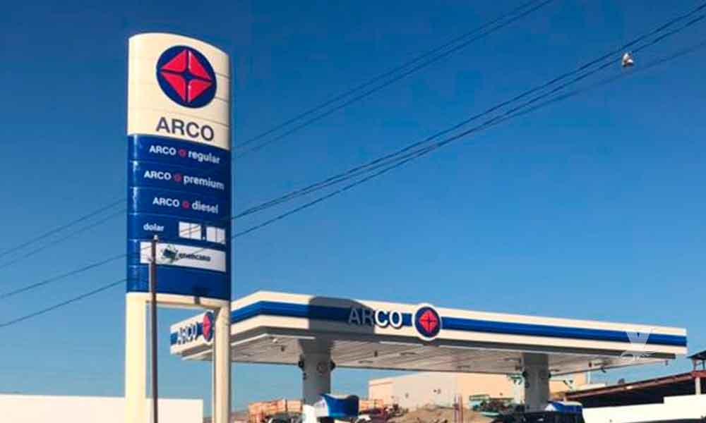 Nuevo asalto a gasolinera Arco en Tecate
