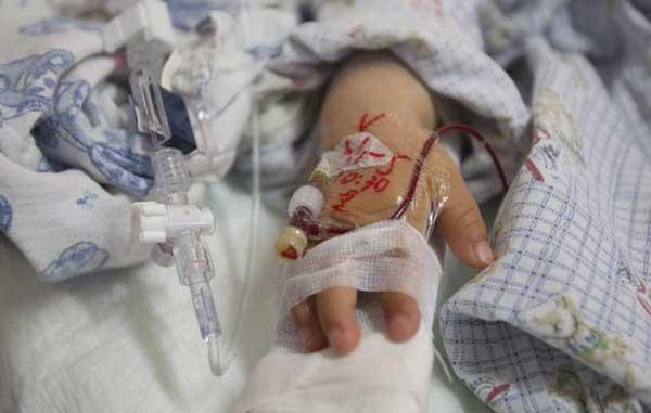 """Se me pasó la mano"": Padre que mató a golpes a su hijo de un año"