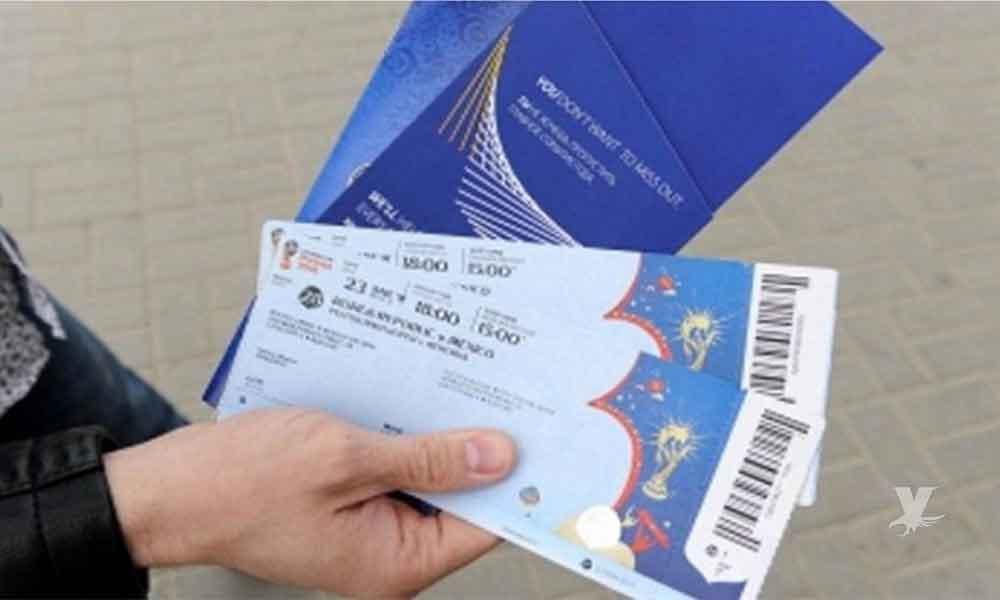 FIFA abre la venta de boletos para los juegos del mundial; venden 164 mil 136 entradas en el primer día
