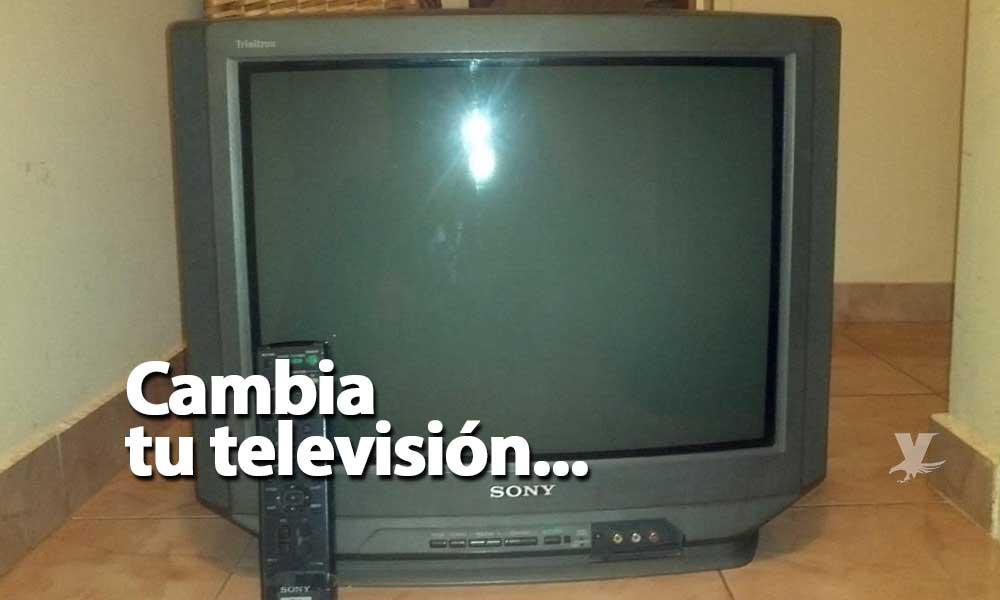 Sony México te dará hasta 10 mil pesos por tu televisión vieja