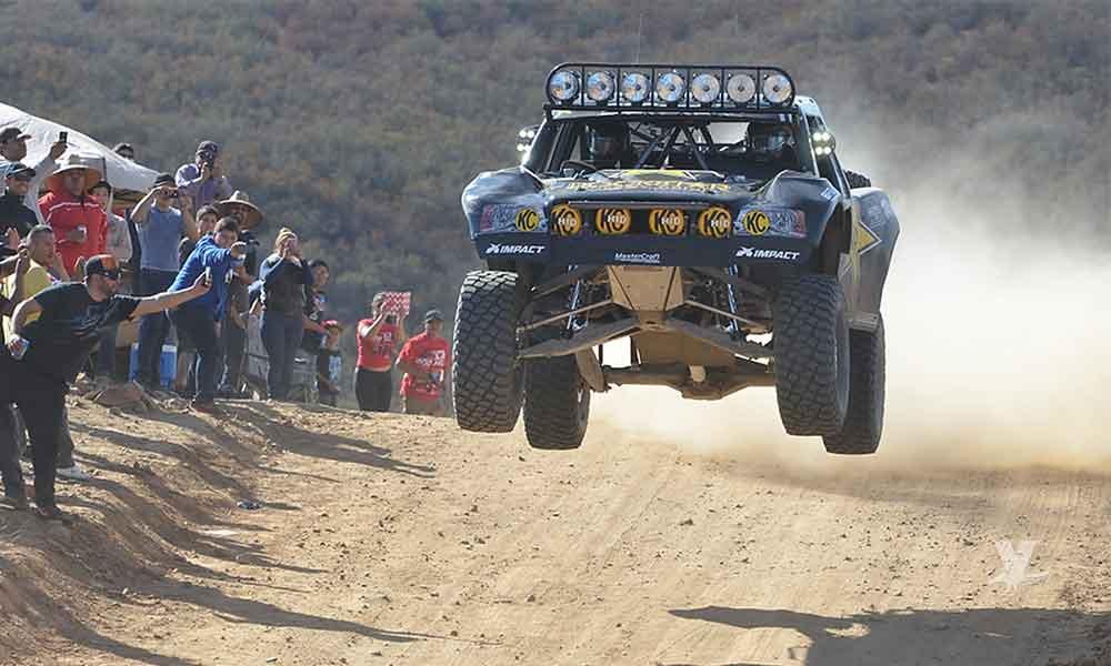 Mac Cachren nuevo campeón en San Felipe 250