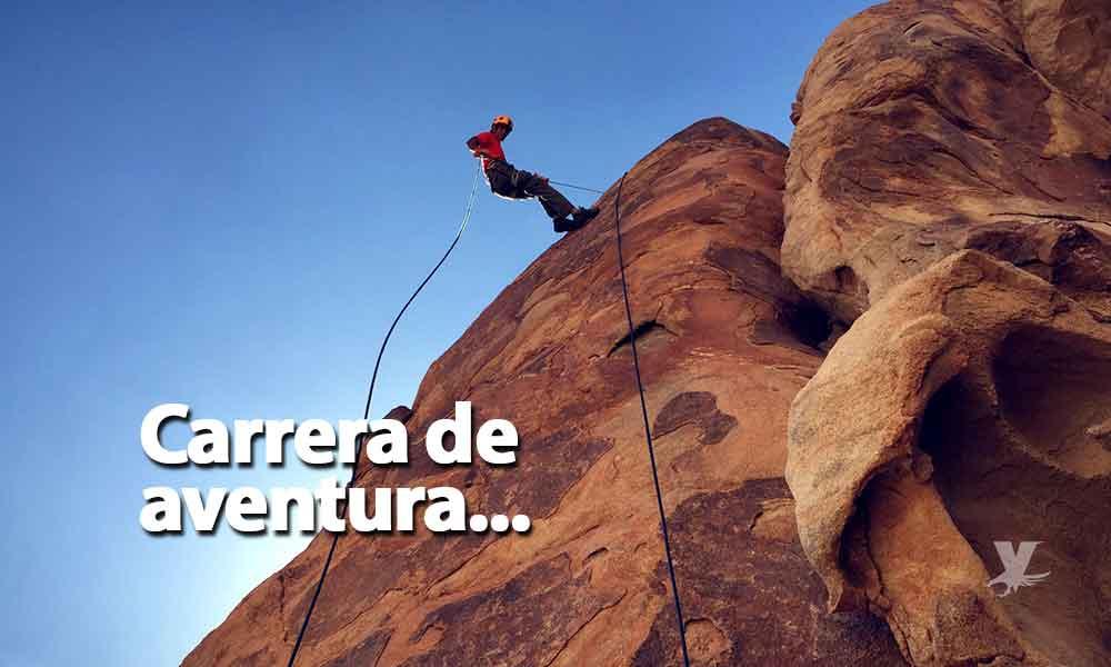 "Presentan la carrera de aventura ""The Stone Human Race 2018"" la primera en Baja California"