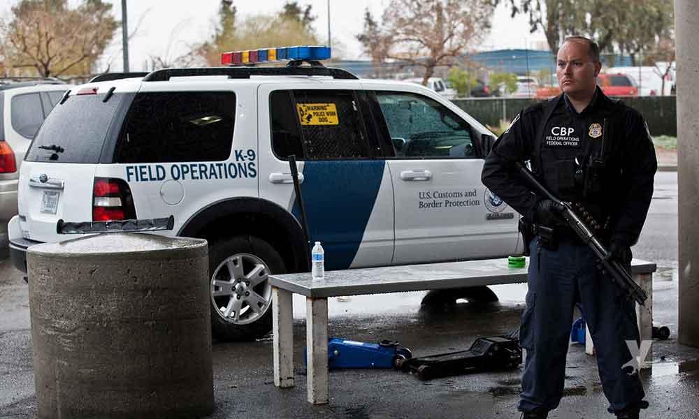 CBP detiene a mujer en la frontera con 105 kilos de drogas