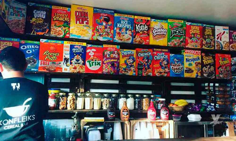 Konfleiks Cereal Bar inaugurará nueva ubicación el 22 de abril cerca de la UABC en Tijuana