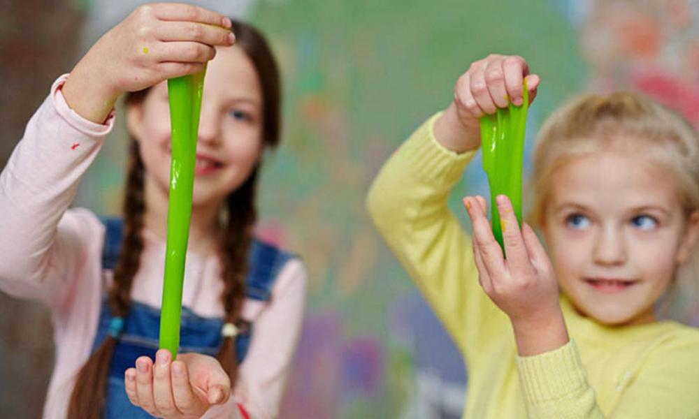 ¡Cuidado! Conoce Slime juguete peligroso para niños